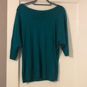 Gently used off the shoulder sweater